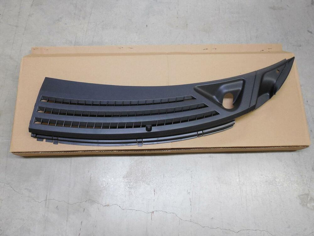 Ford f wiper cowl grille screen plastic insert new oem