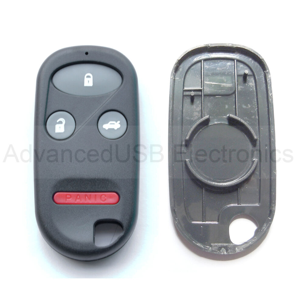 remote keyless entry fob key shell  bottons    honda cr  crv ebay