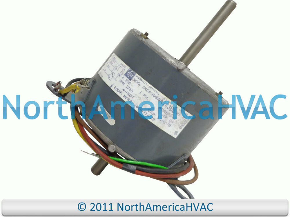 Ge general electric 5kcp39gga183bs 610 714 22 blower motor for 1 20 hp electric motor