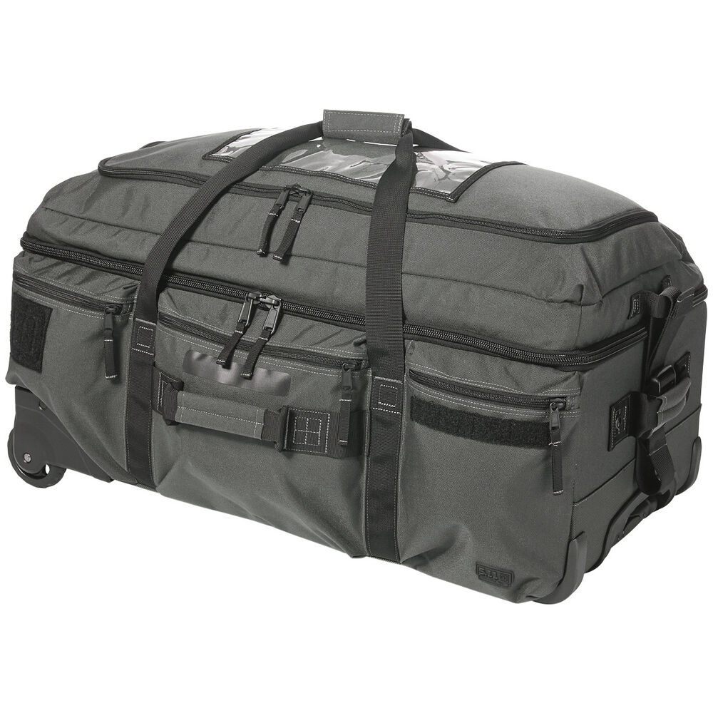 5.11 MISSION READY 2.0 ROLLING TRAVEL LUGGAGE WHEELED ...