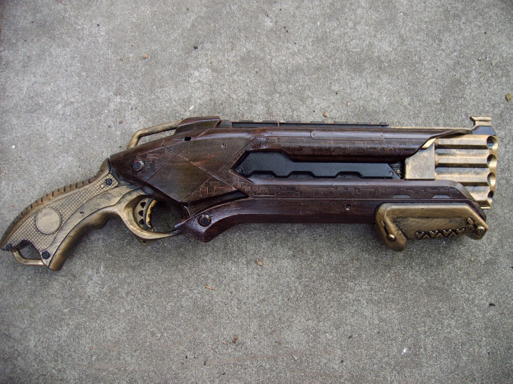 how to make hunter gun