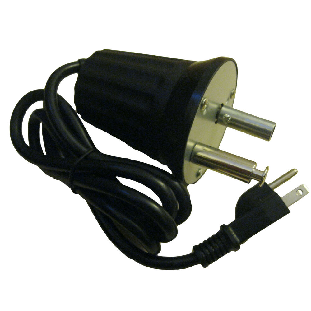 Rotisserie motor 2 6 rpm ebay for Bbq spit motors electric