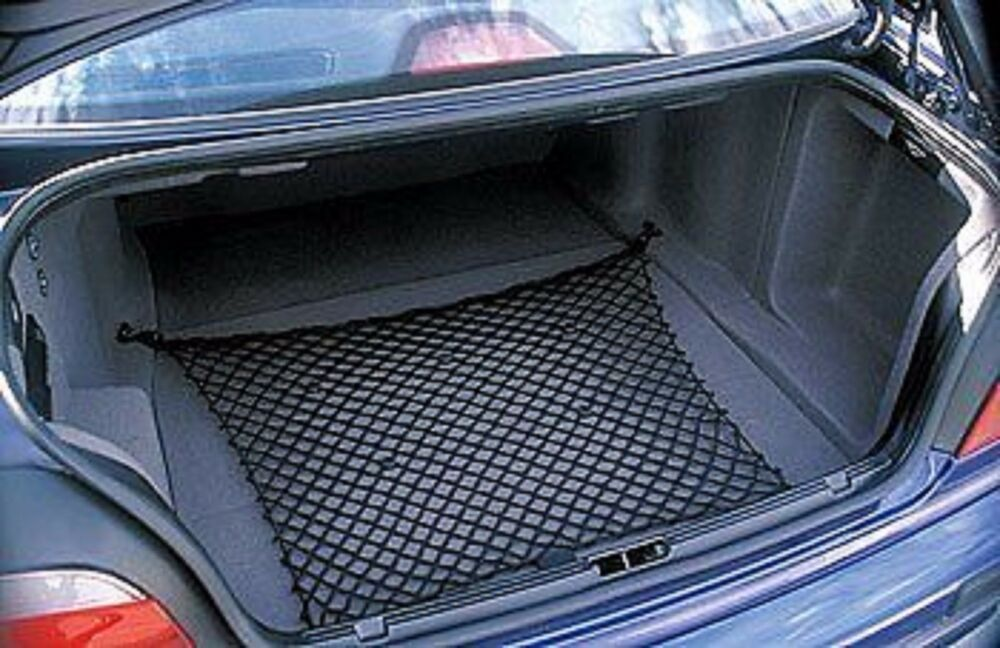Trunk Floor Style Cargo Net For Bmw 5 Series 5 Series