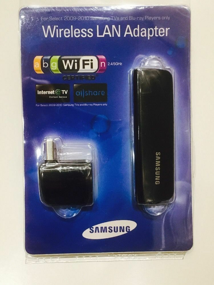 samsung wis09abgn wireless linkstick adapter smart tv usb. Black Bedroom Furniture Sets. Home Design Ideas