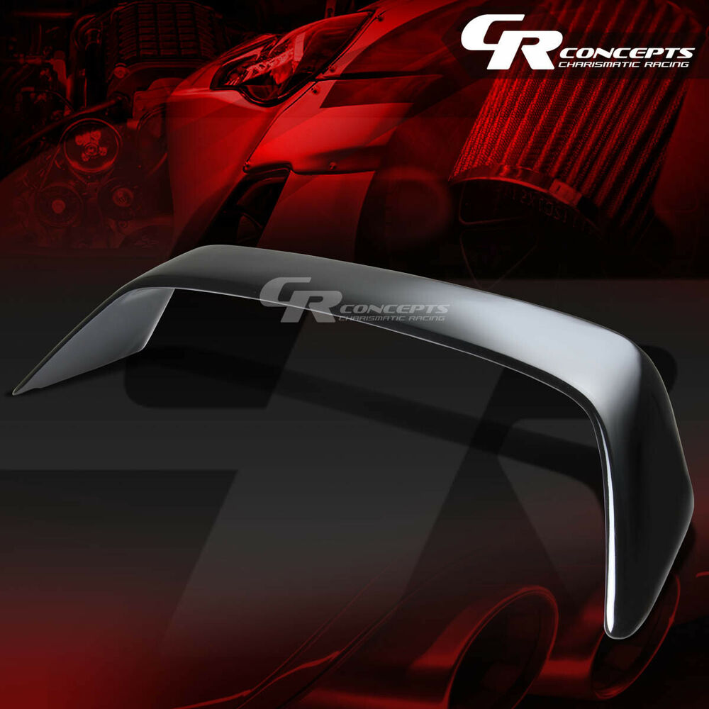 FOR 94-01 ACURA INTEGRA DB/DC2 HATCH TYPE-R STYLE BLACK