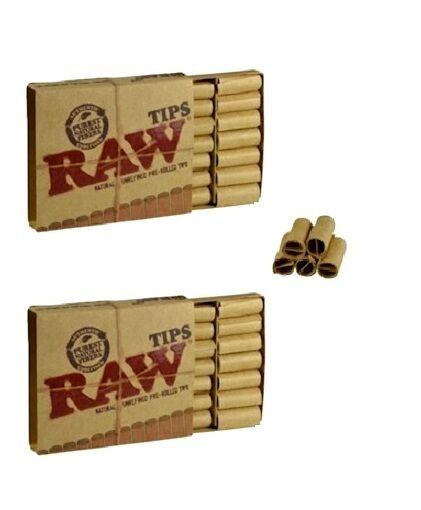 42 Raw Pre Rolled Unrefined 2 Pk Prerolled Cigarette