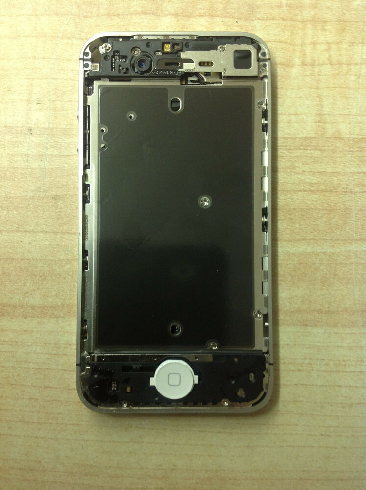 iphone bad esn apple iphone 4 8gb sprint smartphone no screen bad esn as 11628