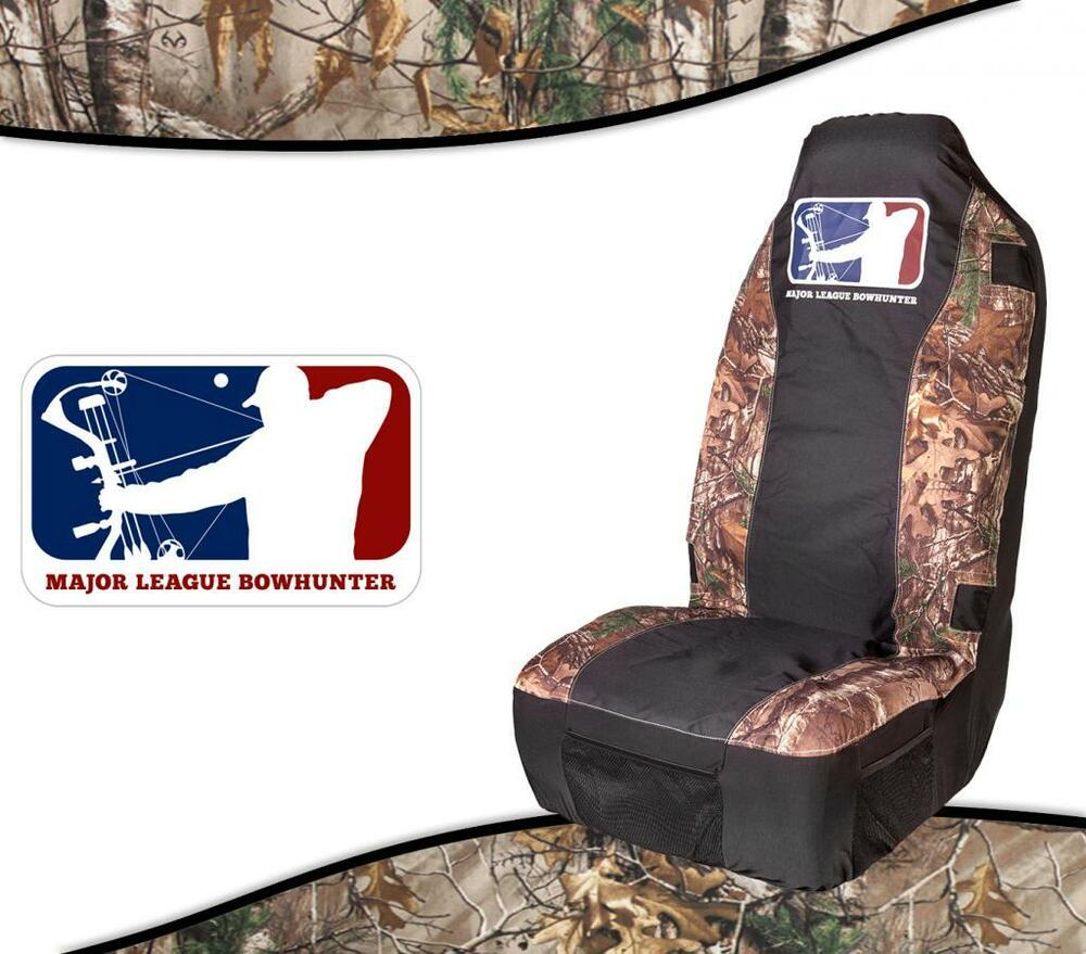 REALTREE XTRA Major League Bowhunter Universal Seat Cover