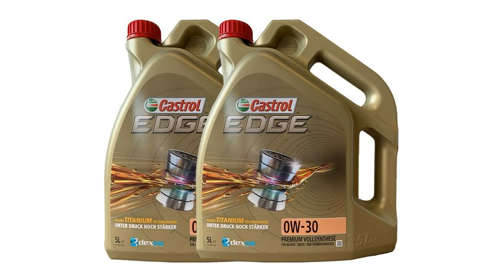 castrol edge fst 0w 30 titanium motor l 2x5 liter bmw ll04. Black Bedroom Furniture Sets. Home Design Ideas