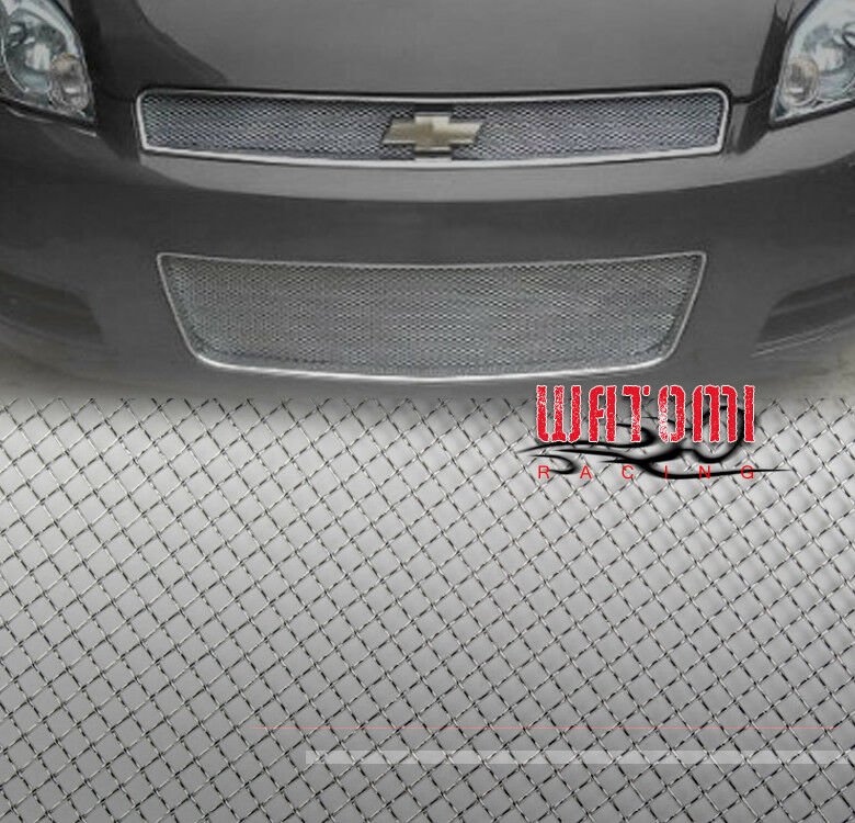 Fit universal quot x stainless steel mesh grille grill