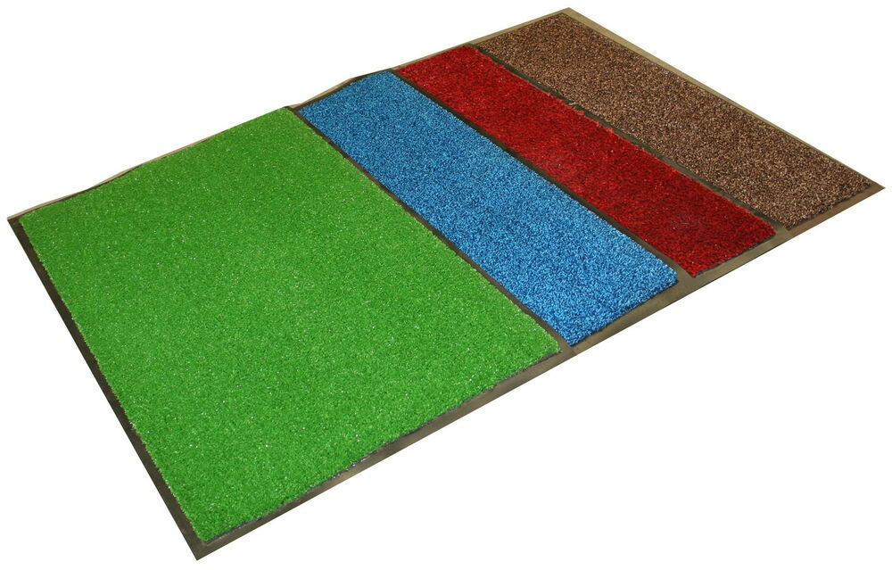 Astroturf Super Artificial Grass Door Mat 90cm X 60cm X