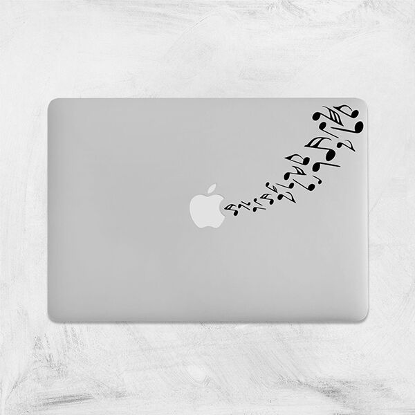 how to get 2 stickers on mac