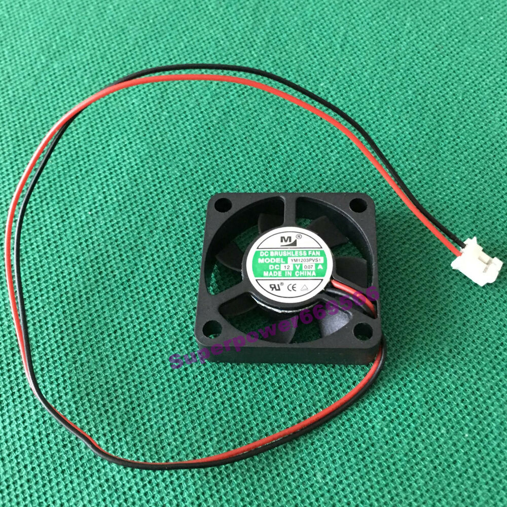 Dc Brushless Fan Motor : Pc mm dc brushless fan motor v a cooling