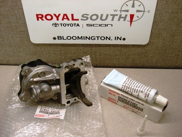 Toyota Sequoia Tundra Tacoma 4wd Front Differential Vacuum