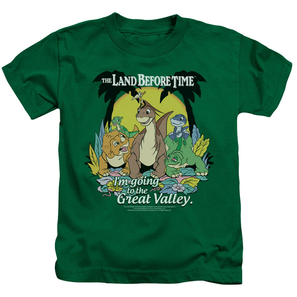 The land before time animated dinosaur movie great valley The great t shirt