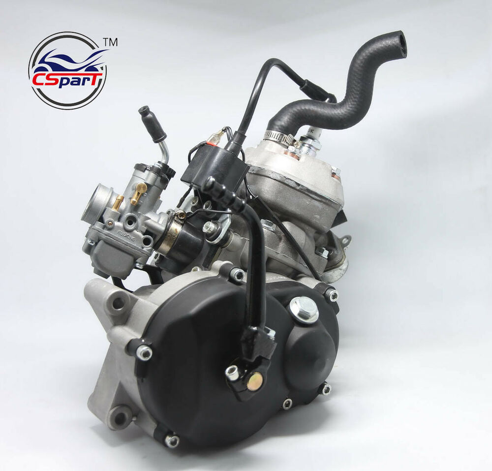 water cooled engine 49cc for 05 ktm 50sx 50 sx pro senior dirt pit cross bike ebay. Black Bedroom Furniture Sets. Home Design Ideas