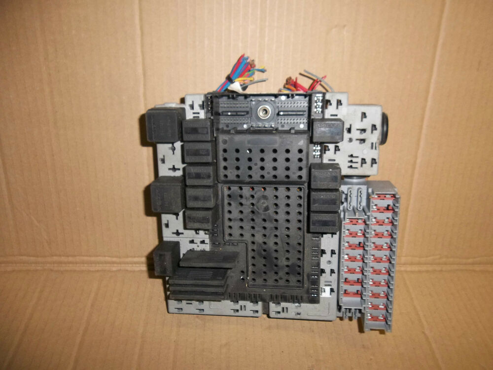 volvo fuse box v70 volvo s60 1996-2001 / v70 1998 mk2 fusebox/fuse box from ...
