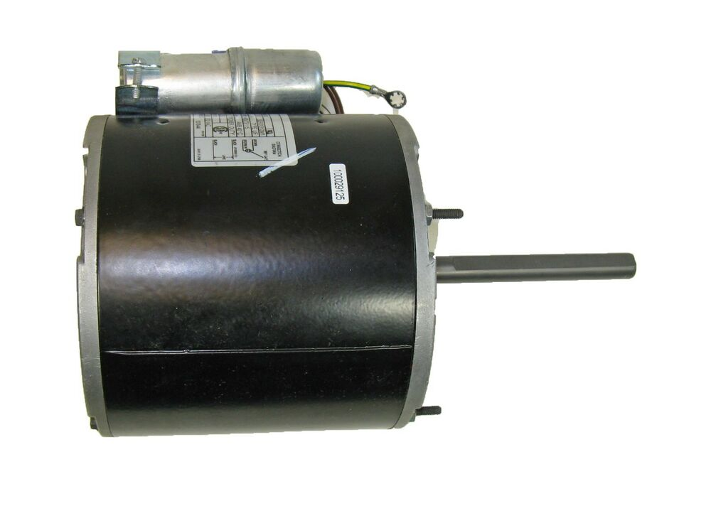 Waste Oil Heater Parts Reznor Fan Motor 1 4 Hp Ra 235 And