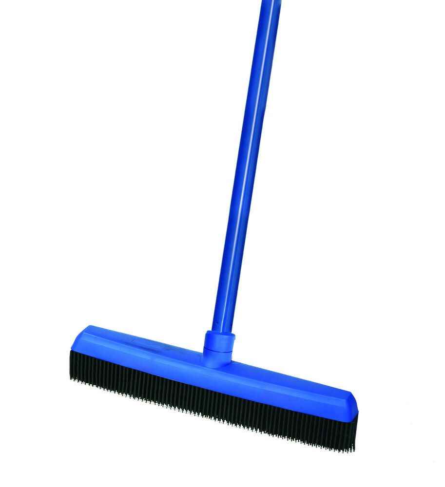 Upright Rubber Broom 296 Carpet Sweeper Superior