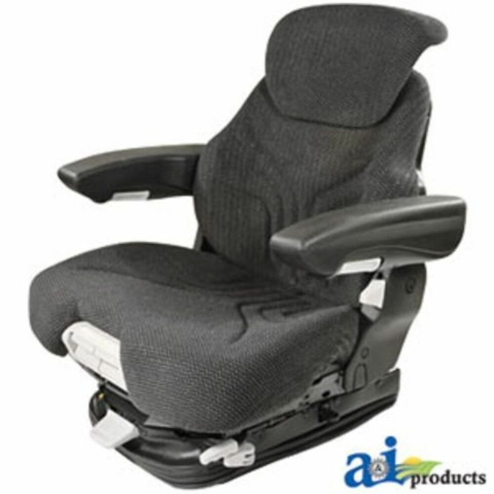 Grammer Seat Covers : Msg grc grammer seat assembly charcoal matrix cloth
