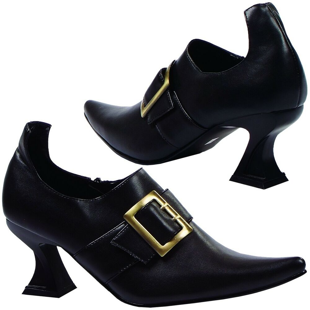 Witch Shoes Adult Halloween Costume Fancy Dress