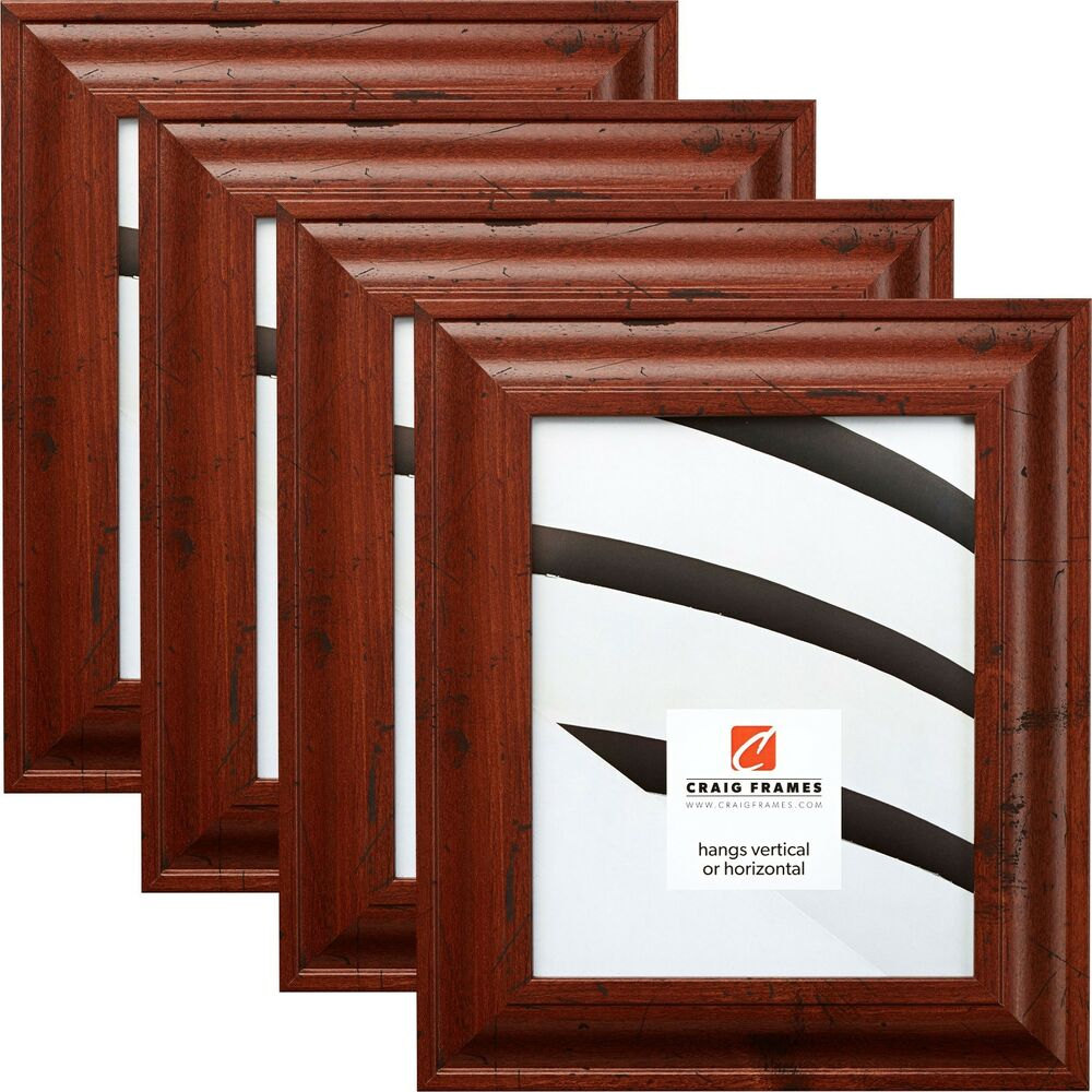 craig frames various 2quot brown contemporary picture frame