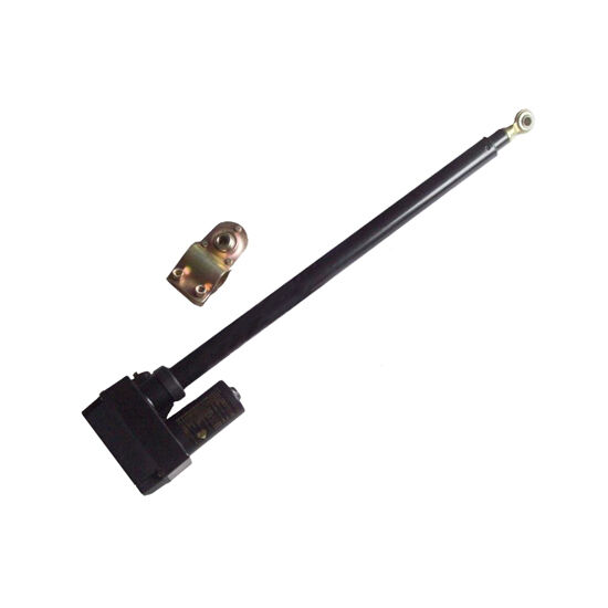 Venture 18 U0026quot  Inch Linear Actuator 36v Jack Arm With Saddle Clamp Satellite Dish