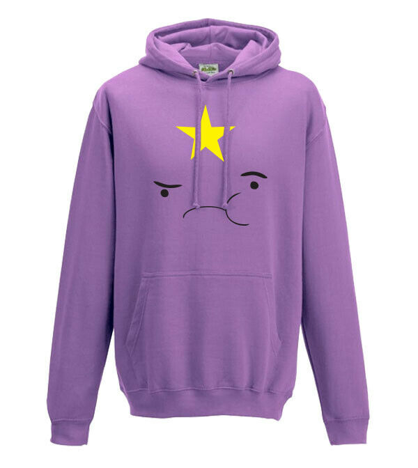 Lumpy Space Princess Adventure Time Hoodie Men S Sizes S
