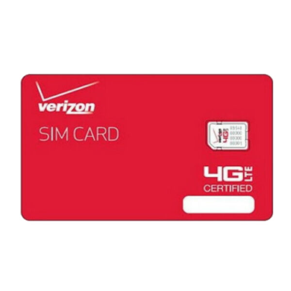 verizon wireless 4g lte nano sim card 4ff for iphone 5 5s 6 6 6s 6s 7 7 plus ebay. Black Bedroom Furniture Sets. Home Design Ideas