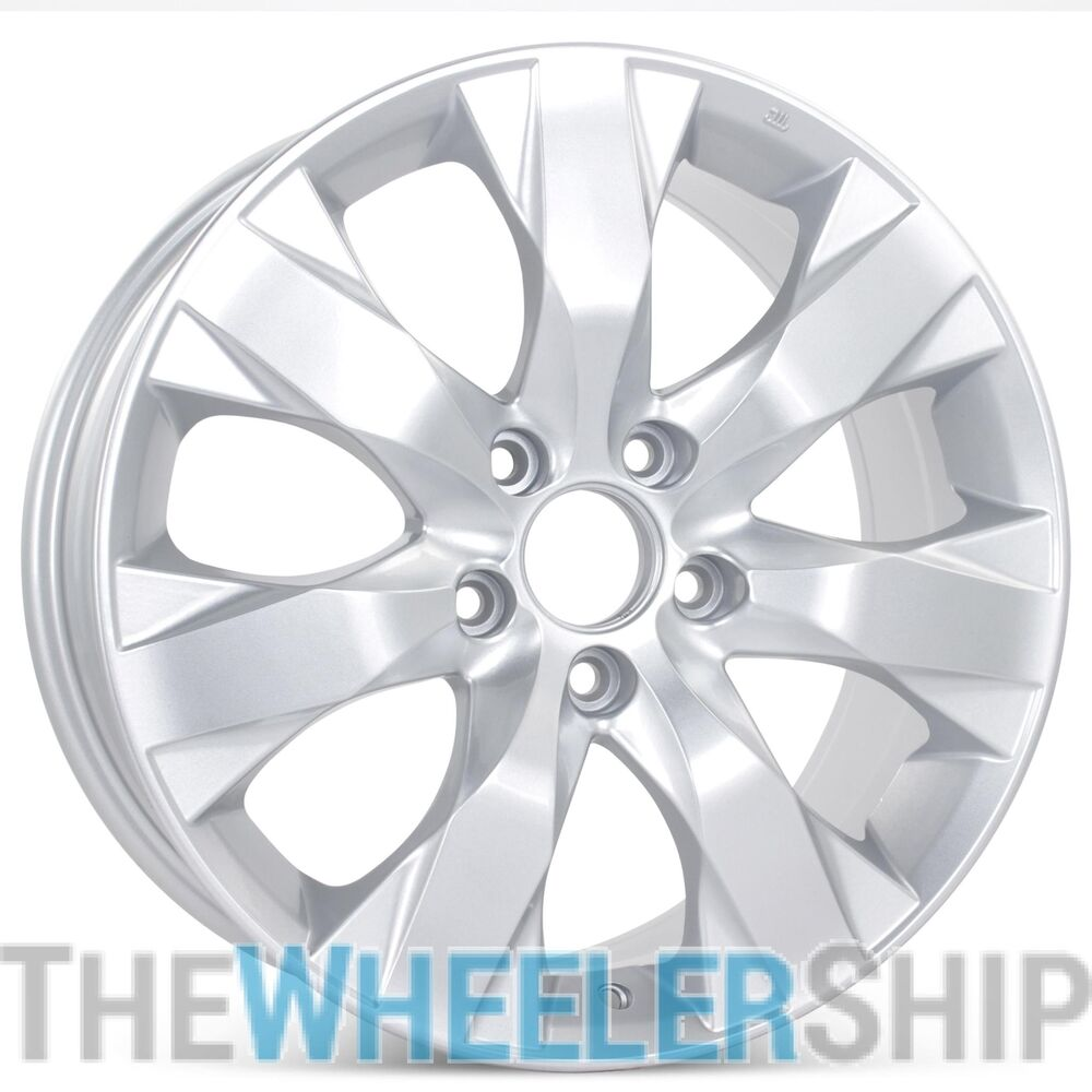 New 17 Quot Alloy Replacement Wheel For Honda Accord 2008 2009