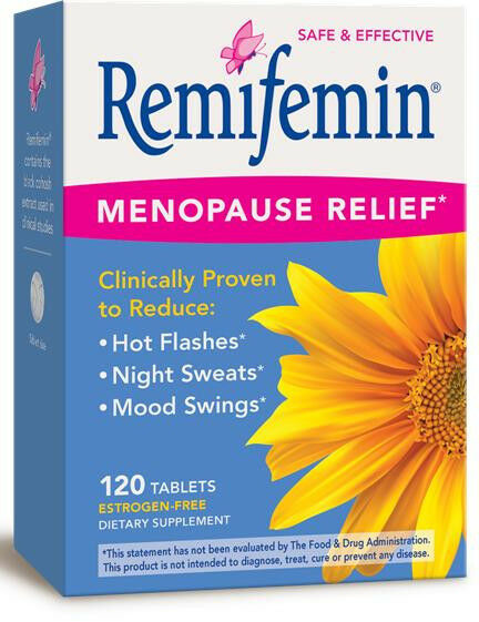 What Is Remifemin Menopause Relief?