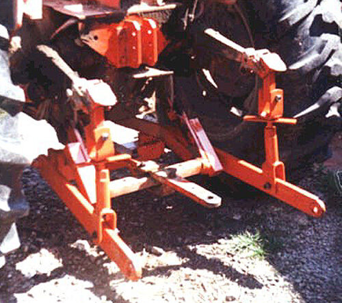 Tractor 3 Point Hitch Conversions : Allis chalmers point hitch d series iv only with