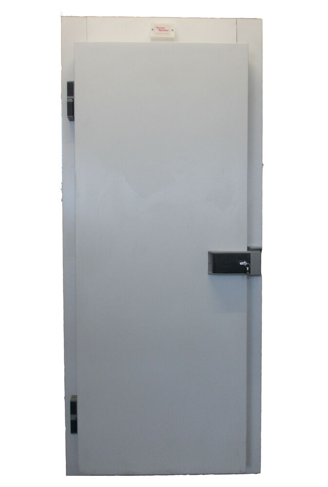 Freezer room door and frame 700mm x 1900mm clear opening for Room door frame