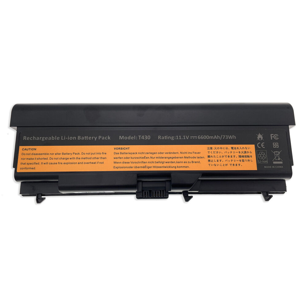 New 9 cell Battery for Lenovo 0A36303 70+ ThinkPad L430 T430 W530 T530 L530 761780162486   eBay