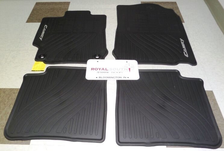 oem floor mats toyota camry. Black Bedroom Furniture Sets. Home Design Ideas