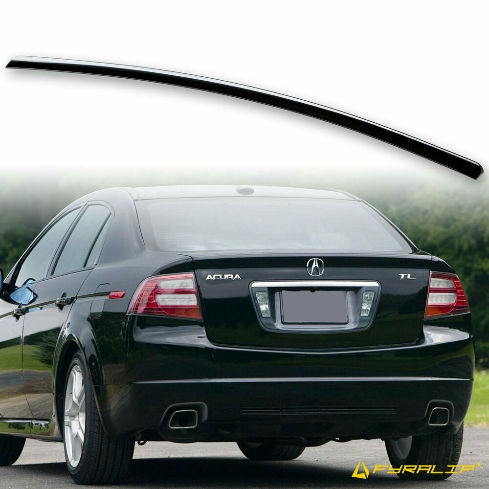 * PAINTED 2004-2008 For Acura TL TRUNK LIP SPOILER