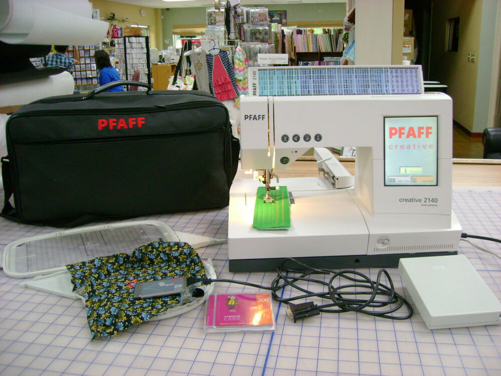 Pfaff Creative 2140 Sewing and Embroidery Machine.This ...