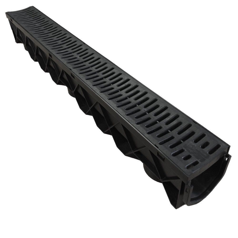 Drain Channel Drainage Plastic Heavy Duty Pvc Water Rain