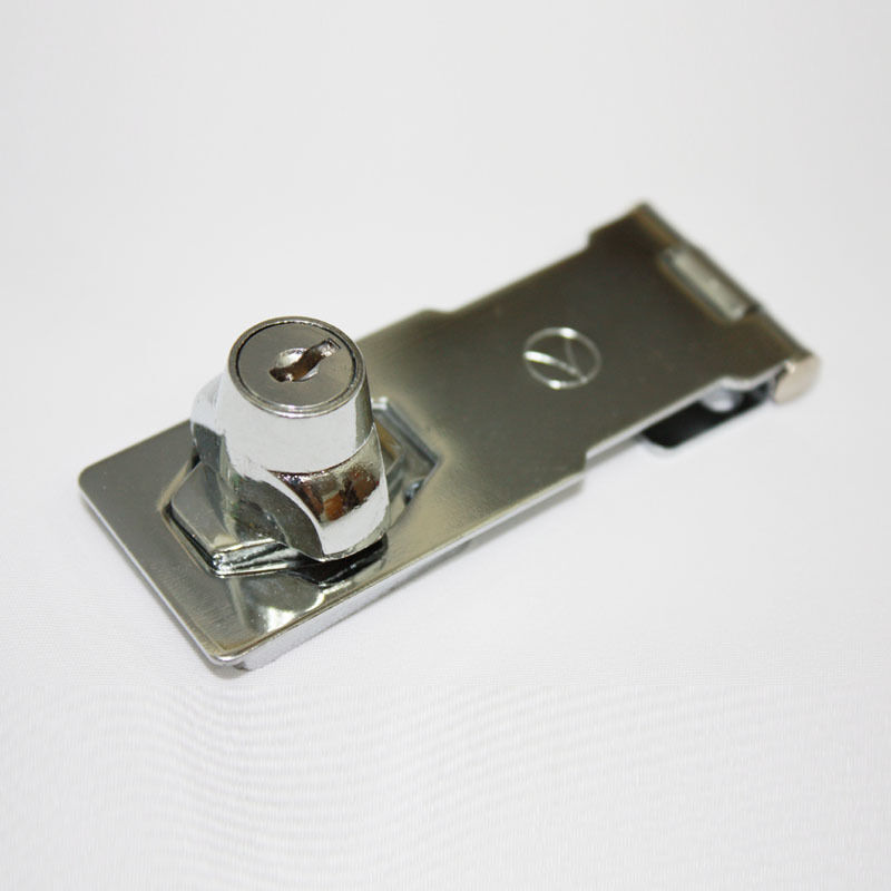 Stainless 77mm Great Latch Lock With Key For Box Furniture