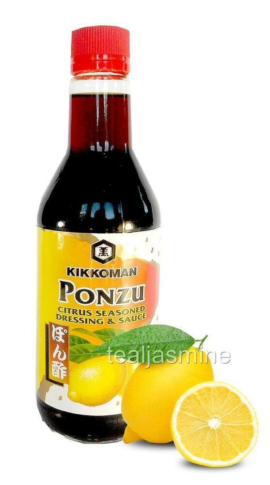 how to use ponzu sauce