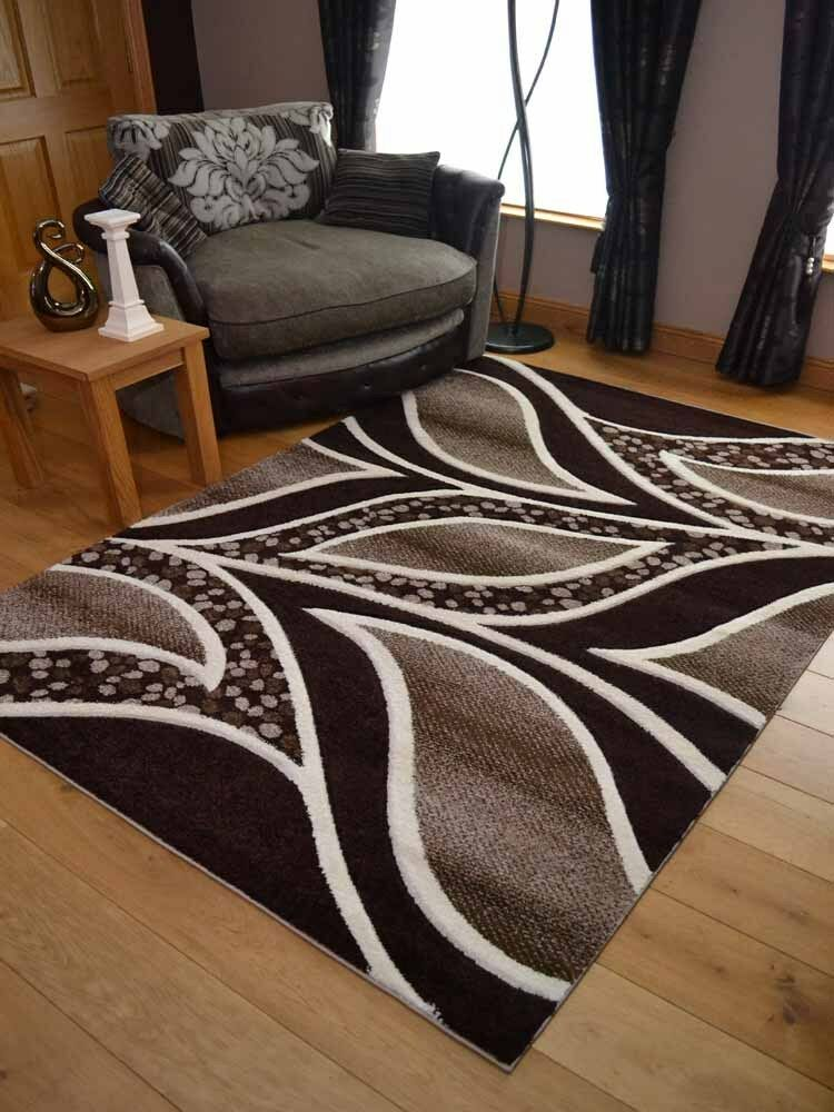 New thick modern light dark brown carved floor carpets for Rugs for dark floors