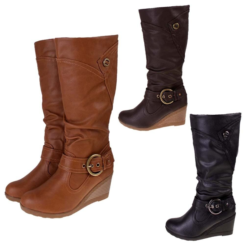 Black Wedge Boots. Showing 48 of results that match your query. Search Product Result. Product - Women Black Rubber Rain Boots, Wedge Heel Design w/ Cotton Lining. Product Image. Price $ 99 - $ Product Title. Women Black Rubber Rain Boots, Wedge Heel Design w/ .