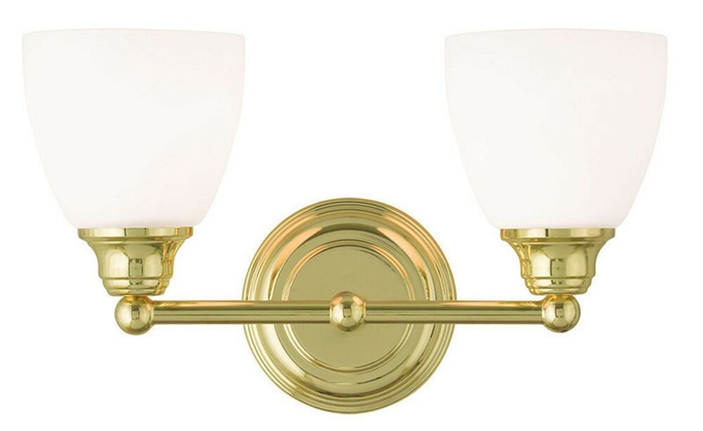 lighting fixtures bathroom vanity 2 light polished brass somerville livex bathroom vanity 19269