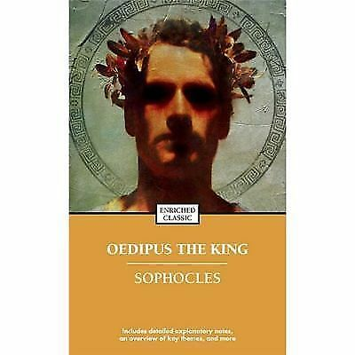 an overview of the curse of the king in oedipus the king by sophocles Outline of sophocles' oedipus the king : lines: events: 1-85: the priest, talking with oedipus, tells him thebes is under a curse and the city needs his help again.