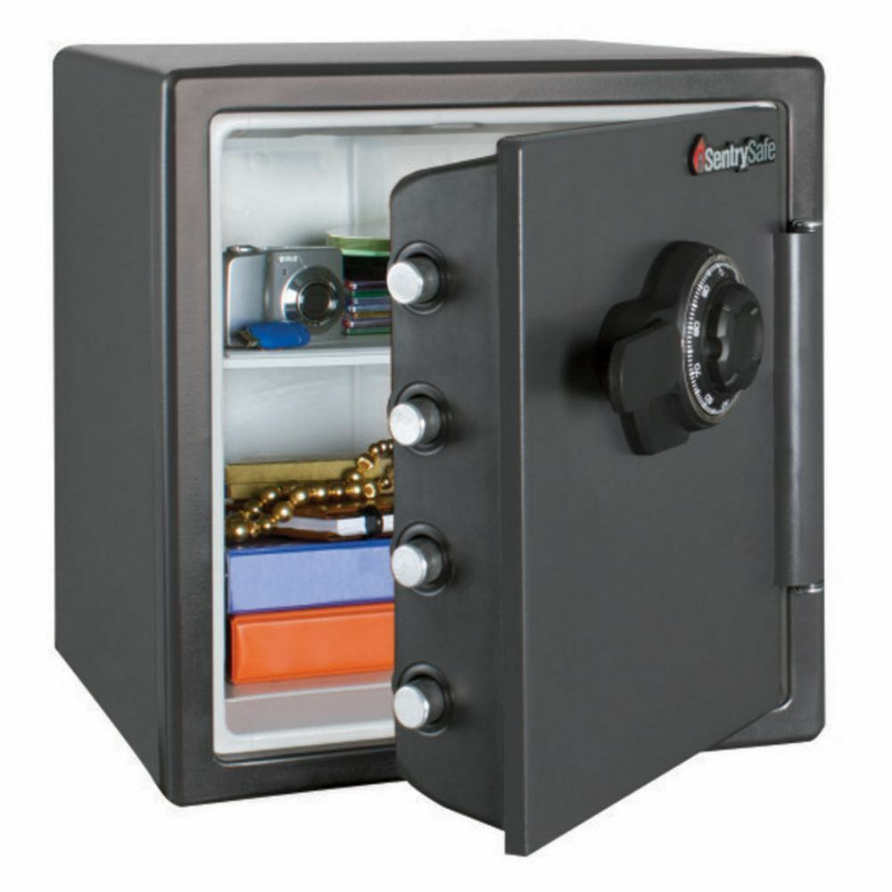 New Large Sentry Fire Proof Safe Big Bolts 1 2 Cubic