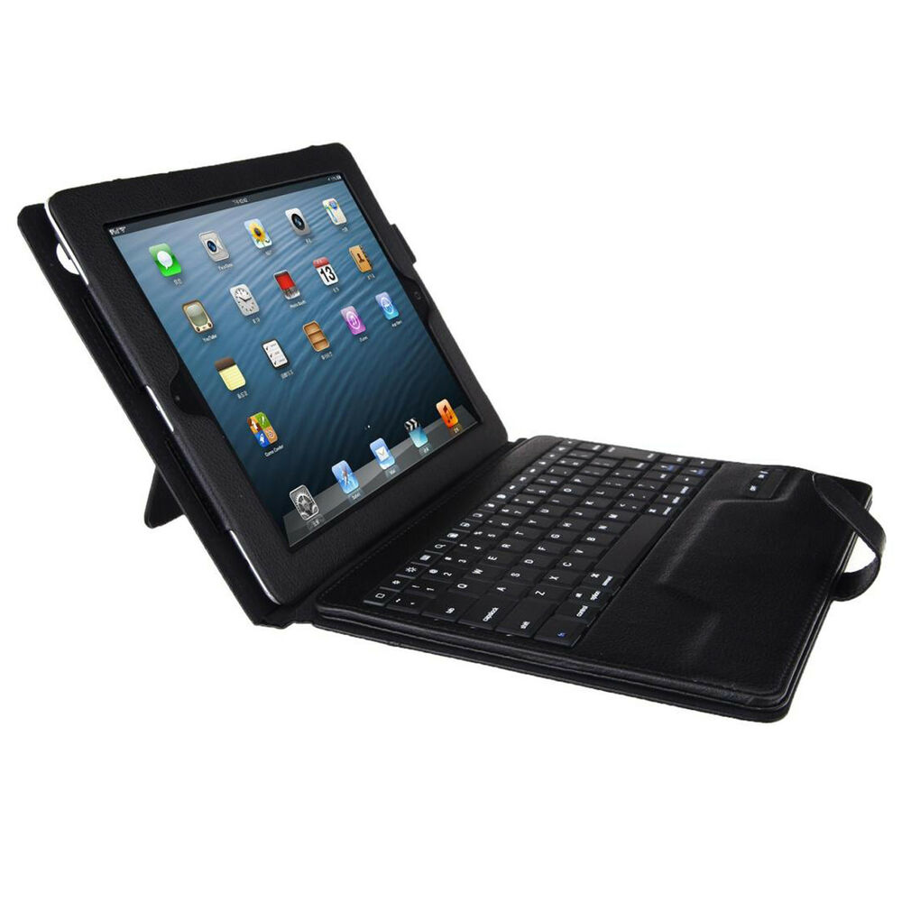 how to use wireless keyboard with ipad