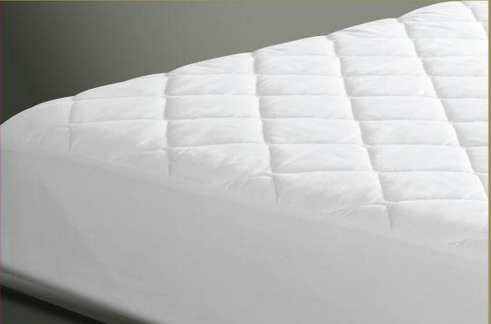 Quilted Mattress Pad Topper Cover Protector To 15 Quot Poly