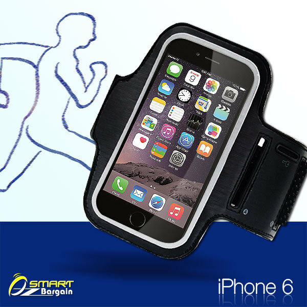 Sports Jog Gym running ArmBand case for iPhone 6 6 Plus 5
