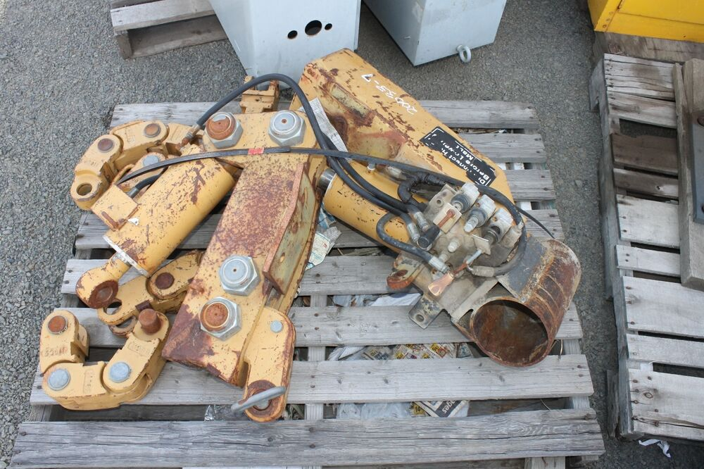 Hydraulic Pipe Puller Tee : Hydraulic cable pipe puller ebay