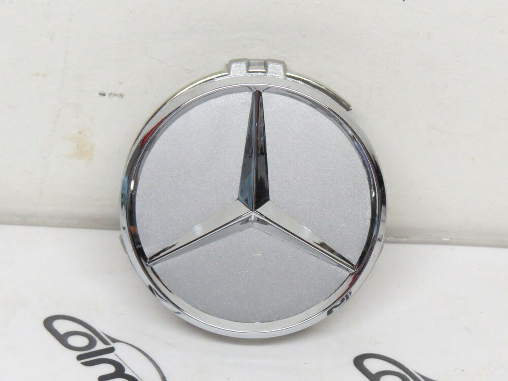 mercedes benz wheel center hub cap 75mm oem 2204000125 ebay